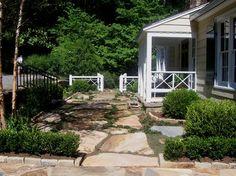 cottage garden - traditional - Patio - Other Metro - hillcrestgardens