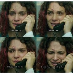 I cried for like 10 hrs. Wentworth❤️