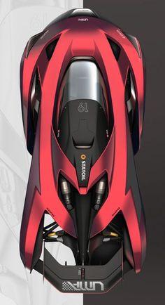 UMA GT + Wasfire Racing on Behance by Klaud Wasiak #ad