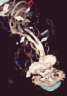 Shikimi, Fish, Letters, Seashell, Coral, Dagger