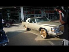all gold dayton rims images Dayton Rims, Rims For Sale, Donk Cars, Cadillac Ct6, Cadillac Fleetwood, Classy Cars, Nike Free Shoes, Car Painting, All Cars
