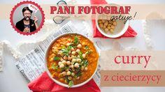 Curry z ciecierzycy przepis na szybki obiad