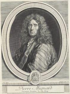 Tout sur l'héraldique : dessin de blasons et d'armoiries: Pierre MIGNARD, premier peintre du roi