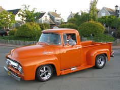 1956 Ford F-100 Pick-Up. ★。☆。JpM ENTERTAINMENT ☆。★。