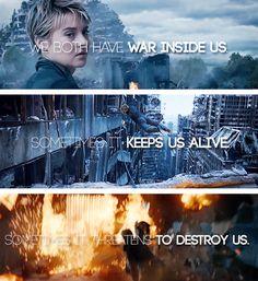 The Divergent Series: Insurgent Teaser Trailer