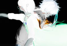 #animecouple #ToukoWhiteGraphic #Coloredbyme  Ita: Se la prendi, mettere i crediti.. grazie.  Eng: If you take it, put the credits.. thanks.