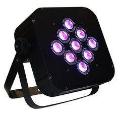 Blizzard Lighting PUCK 3 Tri-Color LED Par Can