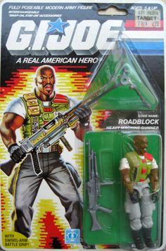 The Eleven Greatest Black Action Figures of All Time - Topless Robot - Nerd news, humor and self-loathing.