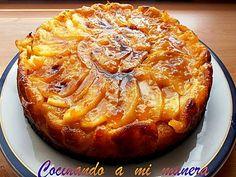 5 deliciosas tartas de manzana