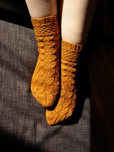 Ravelry: Project Gallery for TTL Mystery Sock 2010 pattern by Kirsten Kapur