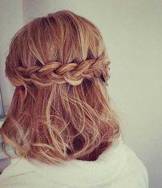 7.Cute Hairstyles for Short Hair