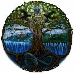 Yggdrasil  Month of Ash
