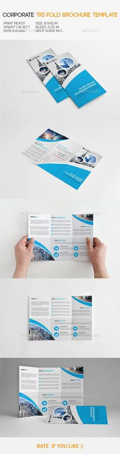 IT u2013 Software Trifold Brochure Brochures, Software and Tri fold - software brochure