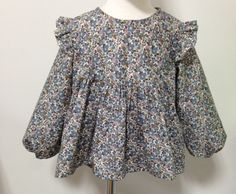 I sew it:) Liberty fabric Betsy Ann .