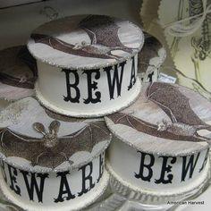 Beware Bat Boxes