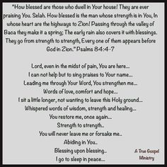 Scripture Quotes, Bible Scriptures, Blessed Are Those, Good Morning Inspirational Quotes, Daily Prayer, Helping People, Psalms, Prayers, Encouragement