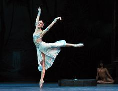 Uliana Lopatkina - La Bayadere - Mariinsky Ballet