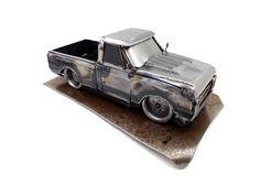 '69 C10 Pickup. by Brown Dog Welding, via Flickr