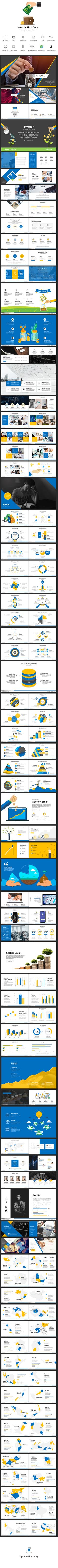 Buy Investor Business Pitch Deck by afomindia on GraphicRiver. Limited Time Offer: Arc – Animated Presentation Template What's Included Investors Pitch Deck. Presentation Design, Presentation Templates, Presentation Slides, Best Powerpoint Presentations, Cool Animations, Keynote Template, Portfolio Design, Pitch, Infographic