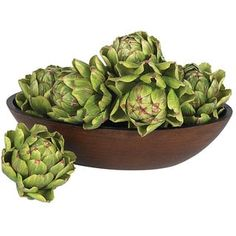 Shop for Decorative 5-inch Artichokes (Set of 6). Get free shipping at Overstock.com - Your Online Home Decor Outlet Store! Get 5% in rewards with Club O! - 12418630