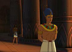 """""""La princesa del Nilo"""" (1998)"""