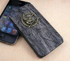 The Hunger Games phone case! @Ellen McDonald