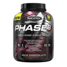 Muscletech Phase 8 Protein Tozu 2086 gr