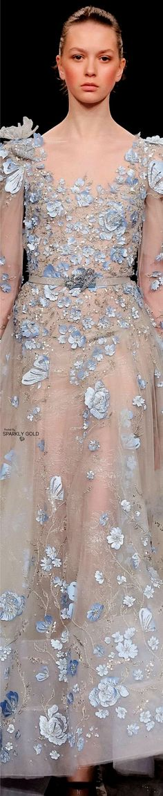 Ziad Nakad Spring 2017 Couture