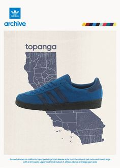 adidas Originals Topanga (size? Exclusive Spring 2015)
