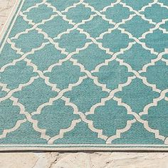 Hyanis Outdoor Area Rug #OutdoorDecor
