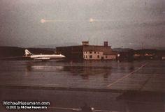 UFO Photo : Zurich, SwitzerlandKloten Airport - Summer, 1966