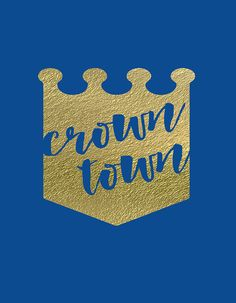 Oh So Lovely Blog: FREEBIES // LET'S GO ROYALS