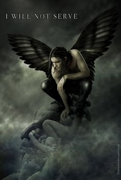 """""""So. You're a fallen angel."""" She folded her arms. """"I'm not fallen,"""" he said roughly. """"Then what are you?"""" He shrugged. """"Busted."""" ― Vicki Pettersson, The Taken"""