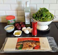 Börek med fetaost och spenat - Zeinas Kitchen Chicken, The Originals, Food, Essen, Meals, Yemek, Eten, Cubs
