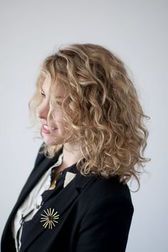 How to handle curly hair like a boss- Morrocan Oil