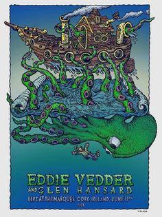 Eddie Vedder by Welker
