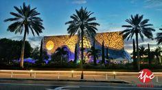 The Dali Museum in Saint Petersburg, FL