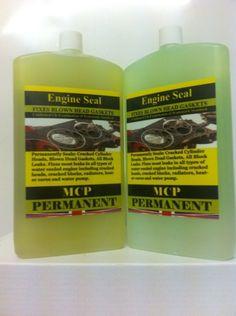 STEEL SEAL HEAD GASKET REPAIRS MCP, GUARANTEED  SEALER , PETROL & DIESEL,,330ML