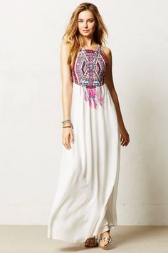 Mahina Maxi Dress from Mara Hoffman | StyleSpotter