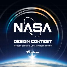 NASA Contest: Robotic Systems User Interface Theme contest on Freelancer. Enter this Computer Graphics contest, find Design jobs or post a similar contest for free! User Interface, Nasa, Space Exploration, Mobile Application, Robot, Engineering, Graphic Design, Robotics, Mechanical Engineering