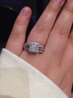 My Beautiful Engagement Ring Wedding