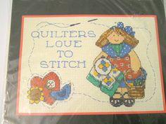 QUILTERS LOVE ~ Counted Cross Stitch Kit Dimensions https://www.amazon.com/dp/B016YTVHJI/ref=cm_sw_r_pi_dp_x_B-.DybBWM2E7A