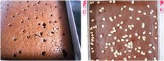 One bowl easy Texas sheet cake recipe with step by step pictures. Chocolate Fudge Frosting, Best Chocolate Cake, Chocolate Color, Easy Texas Sheet Cake Recipe, Sheet Cake Recipes, Kitchen Queen, Bowl Cake, Just Bake, Hot Fudge