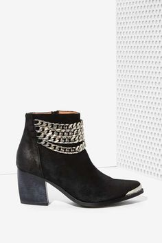 Jeffrey Campbell Bravado Suede Boot - Shoes Edgy - Classic - Chic www.nastygal.com