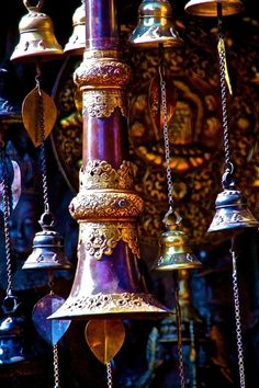A fun image sharing community. Explore amazing art and photography and share your own visual inspiration! Sound Of Cow, Love Bells, Temple Bells, Bicycle Bell, Ring My Bell, Ding Dong, Lost Soul, Altered Art, Decorative Bells