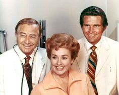 Marcus Welby MD...Robert Young, James Brolin, and Elena Verdugo...1969-1976