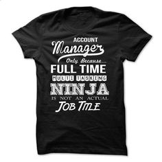 Account Manager - #pink hoodie #plain t shirts. GET YOURS => https://www.sunfrog.com/LifeStyle/Account-Manager-56792383-Guys.html?id=60505