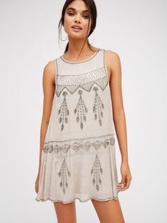 Delilah Mini Dress at Free People Clothing Boutique