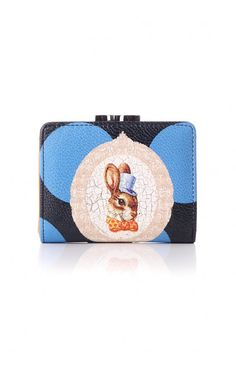 a4fc1fb2142 Vivienne Westwood Bags small purse with coin pocket bunny Vivienne Westwood  Bags, Blueberries, Oxblood