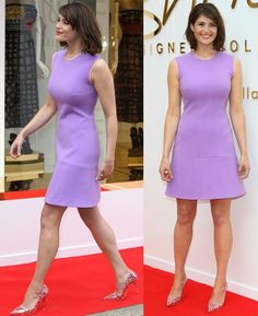 British Designers Collective event at Bicester Village Featuring: Gemma Arterton Where: London, United Kingdom When: 20 May 2015 Credit: Lexi Jones/WENN.com